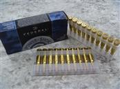 FEDERAL POWER SHOK 30-30 WIN, 170 GRAIN SOFT POINT, BOX OF 20 ROUNDS